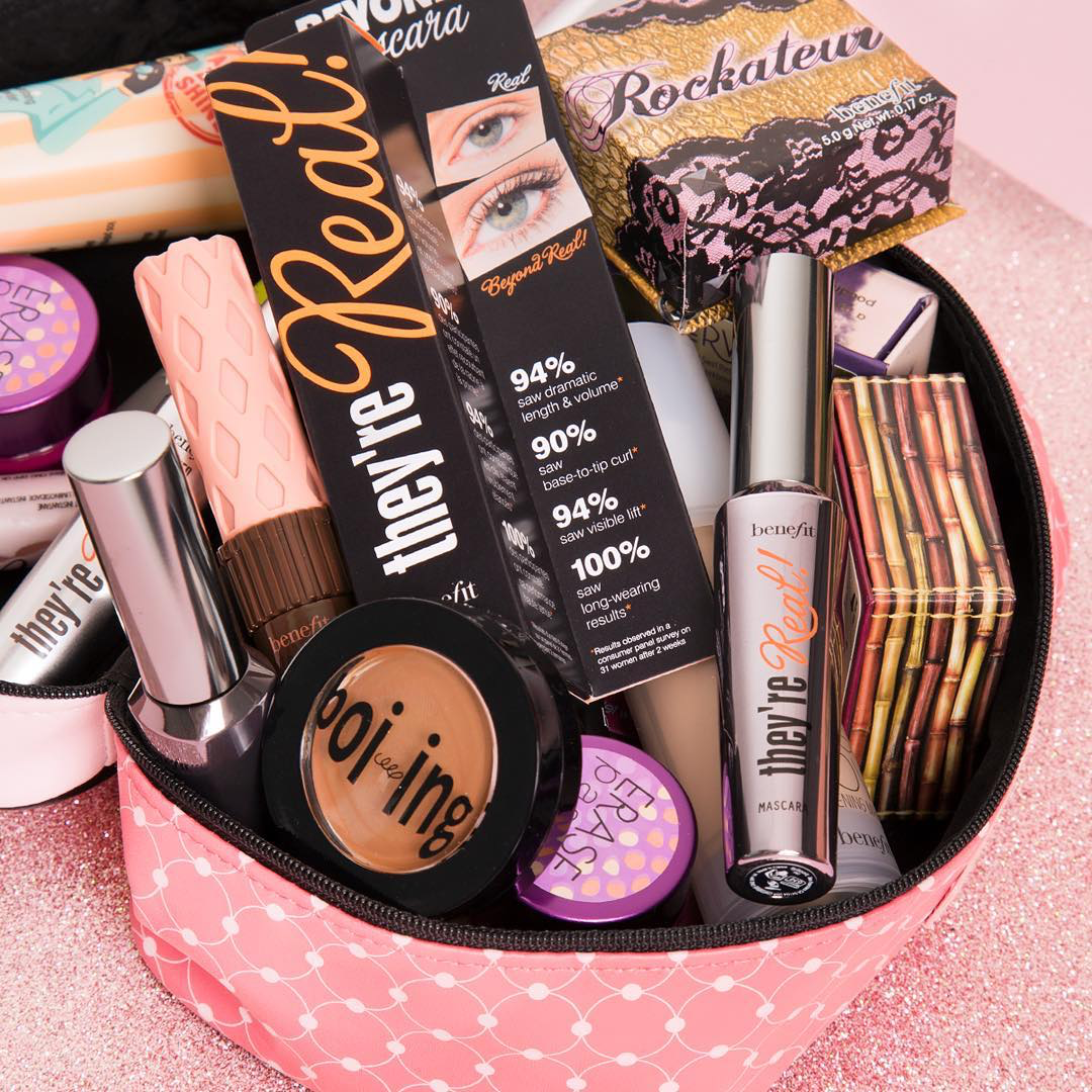 The makeup bag of our dreams!