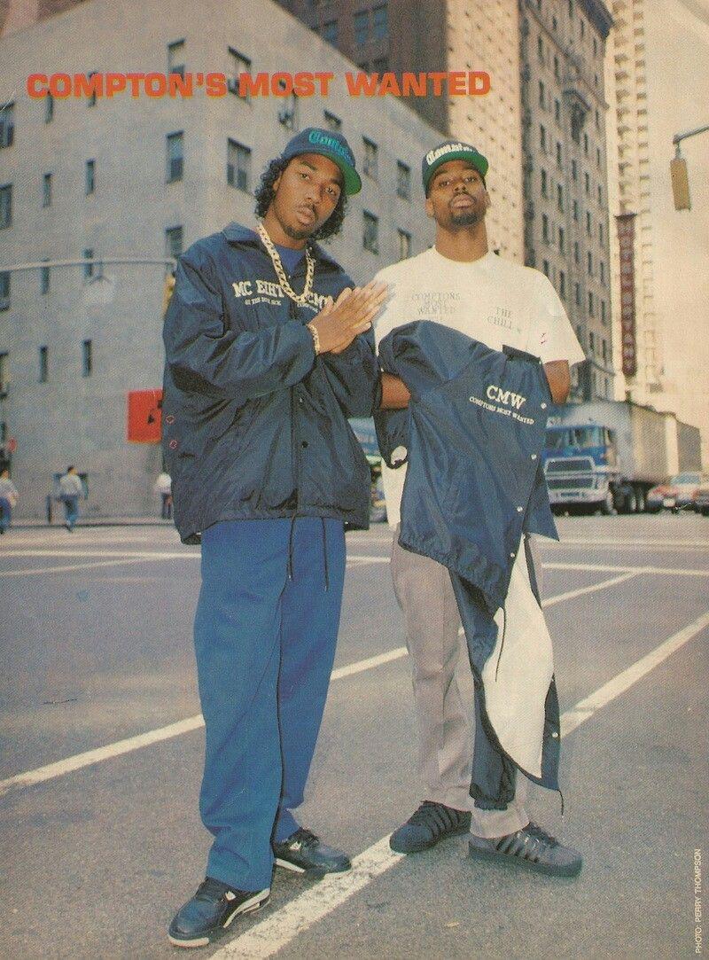 Compton S Most Wanted Mc Eiht Chill Gangsta Rap Hip Hop Rap
