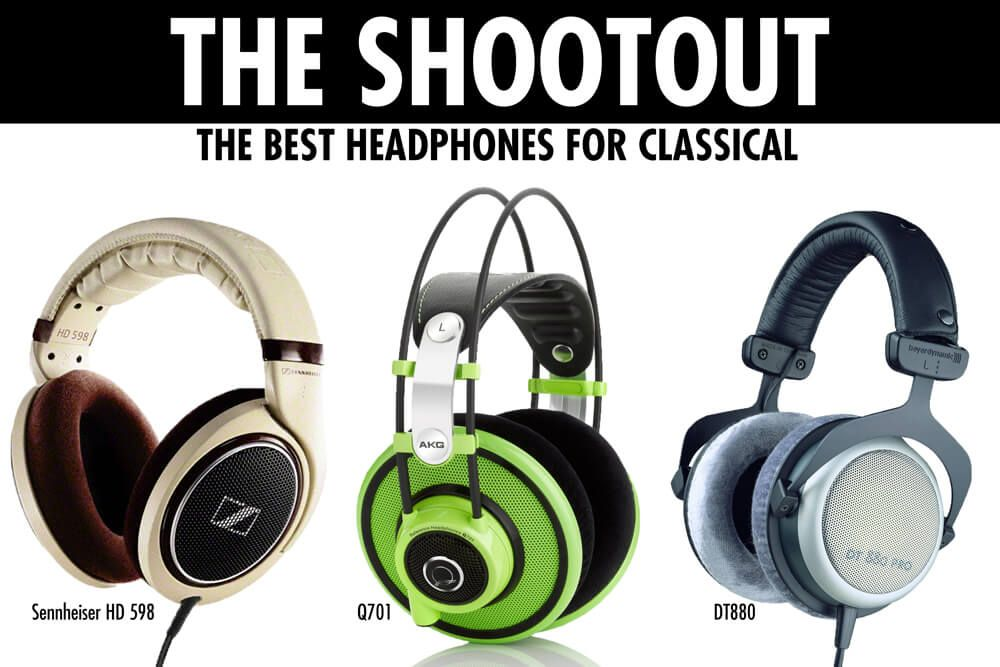 Headphones for classical find the best price at