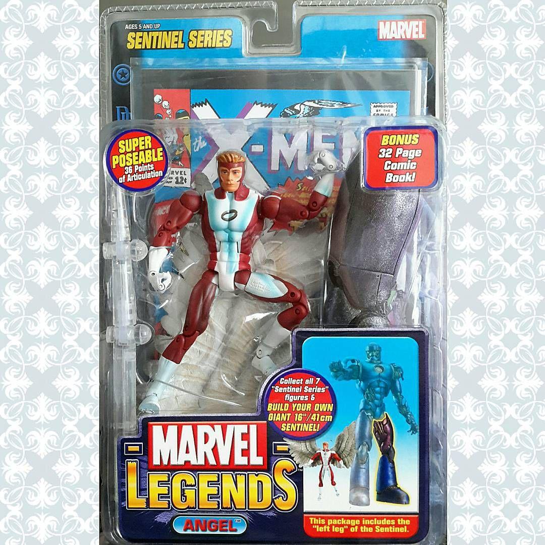 #Marvel #Legends #Angel S#entinel #Series #Toy #Biz  #action #figures #figuras #ação #heróis #Heroes #comics #Quadrinhos #xmen #mutants #mutantes