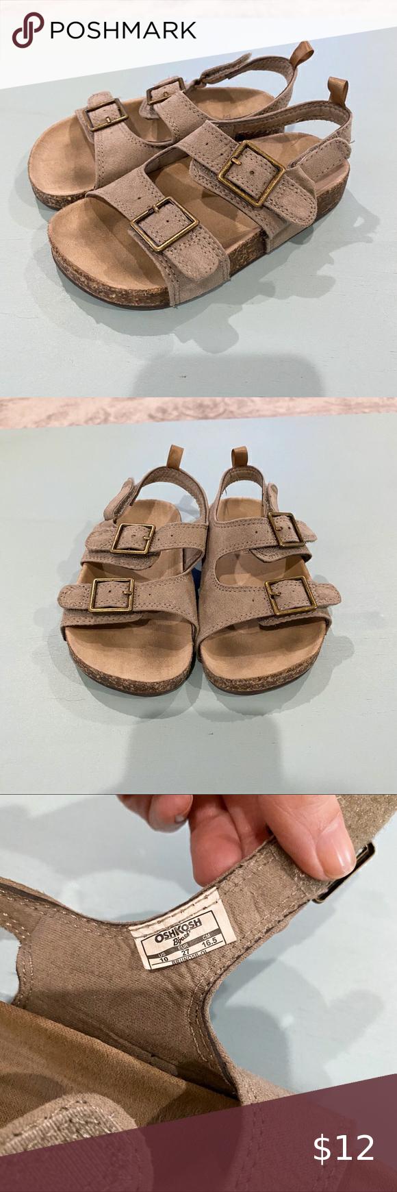 Boys OshKosh Sandals Size 10 in 2020 Oshkosh sandals