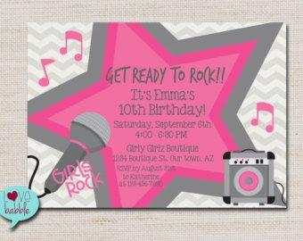 Karaoke Invitations Pablo Penantly Co