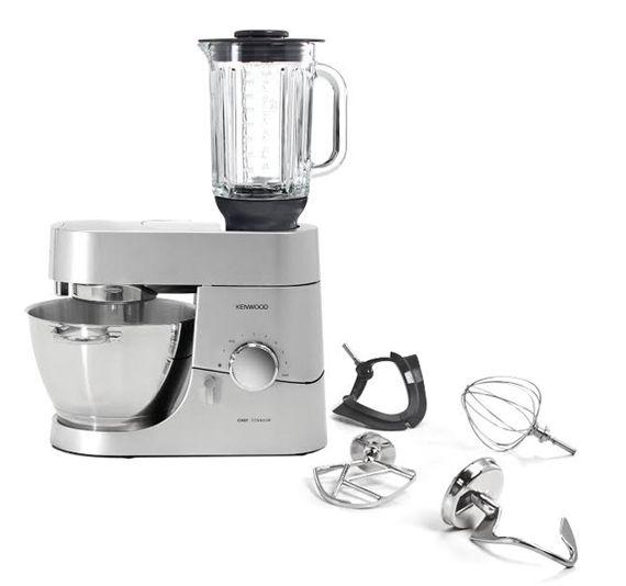 CONTEST Kenwood Titanium Chef Home Kitchen Wishlist Pinterest - Rezepte Für Kenwood Küchenmaschine