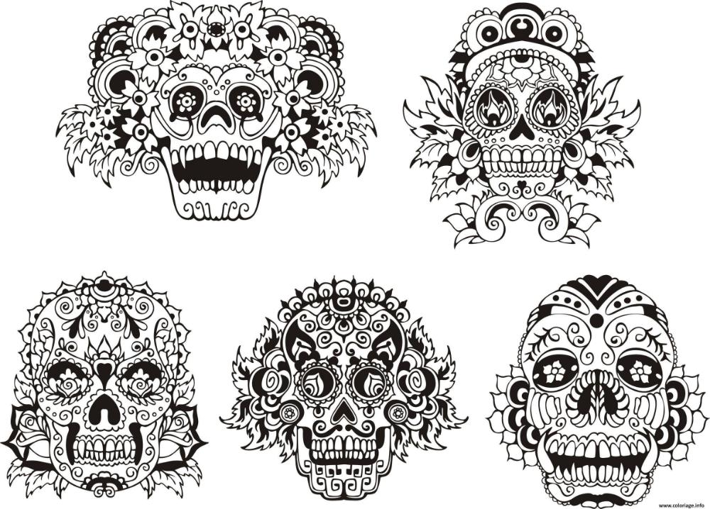coloriage de halloween qui fait peur a imprimer