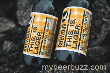 """mybeerbuzz.com - Bringing Good Beers & Good People Together...: BrewDog Introduces """"This. Is. Lager."""""""