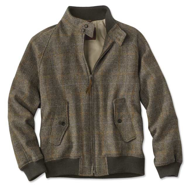 Just found this Mens Tweed Jacket - Harris Tweed Roadmaster Jacket ...