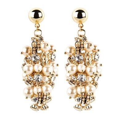 Ch Carolina Herrera Earrings
