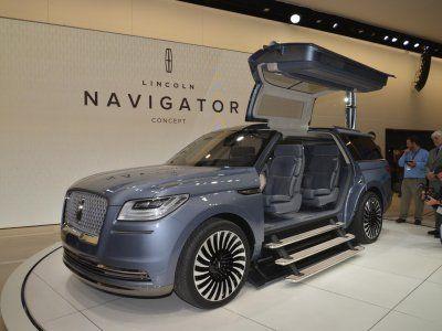 25++ Biggest luxury suv ideas