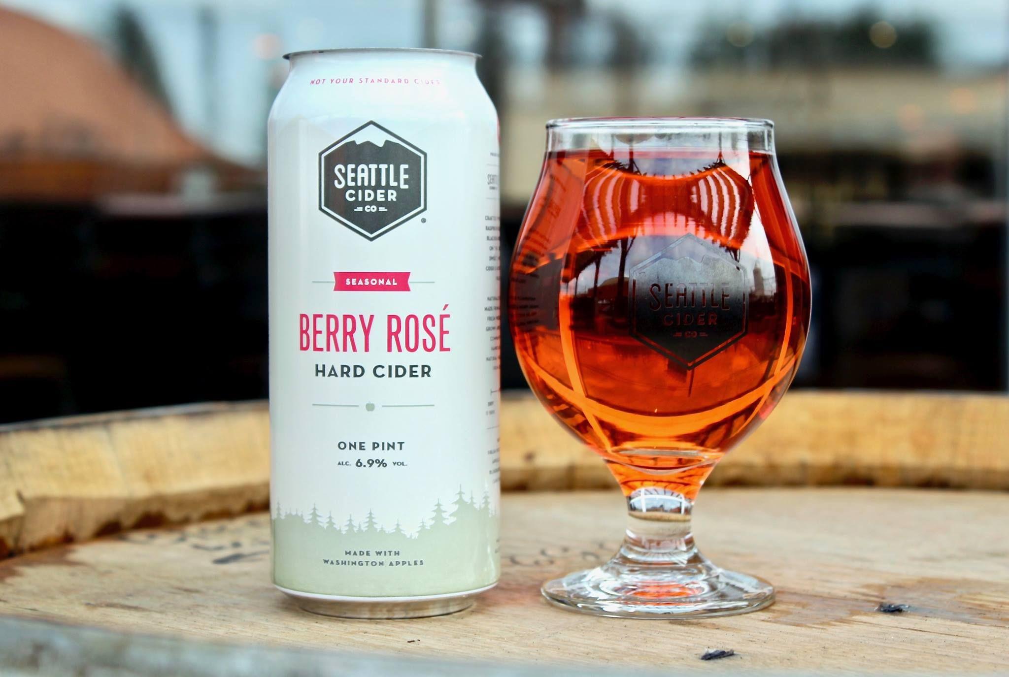 Fermented On Fresh Local Washington Blueberry Raspberry And Blackberry Juice And White Wine Yeast Berry Rose Is Slightly Tart On The Start And Sli Wine Yeast