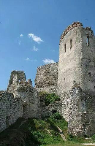 Cachtice Castle Castle Elizabeth Bathory Bathory