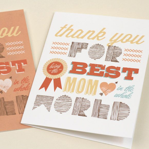 Best Mom Card and Gift Tags www.lovevsdesign.com