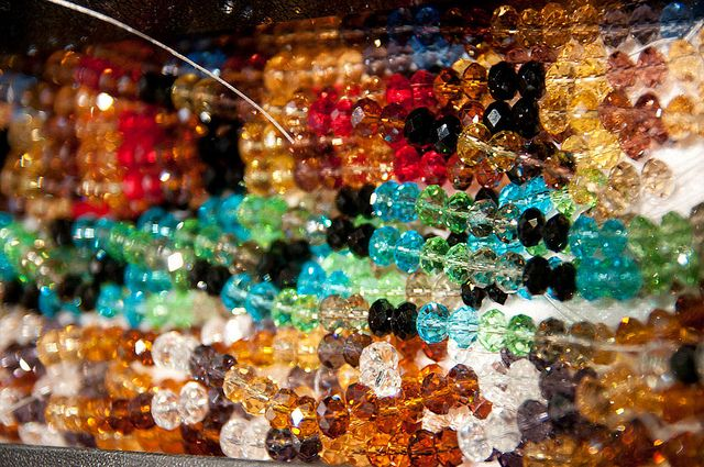 Crystal Beads by Windermere Designs, via Flickr