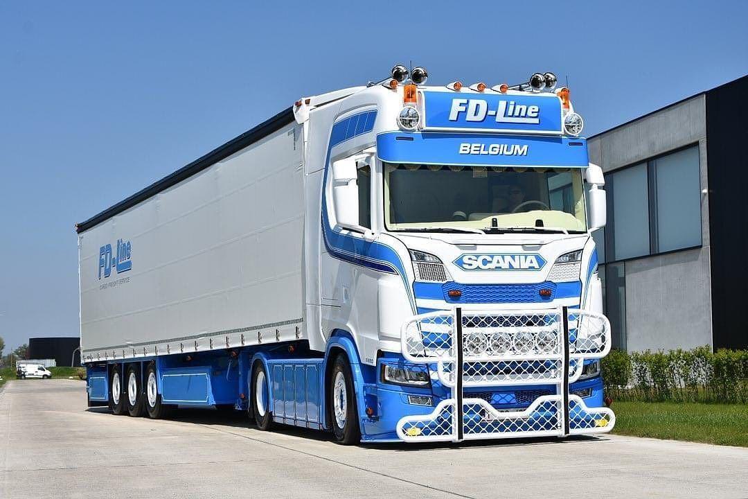Belgian Truck Style On Instagram Backtotheoldskool Gohardorgohome Lampeninovervloed Goinstyle Dikkespulluh Oldskool Truckj In 2020 Scania Lkw Lkw Lkws