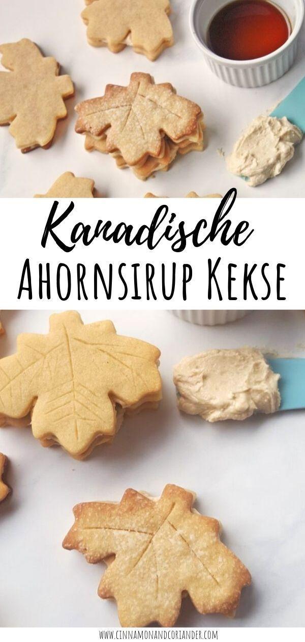 Maple Cream Cookies - the best ever
