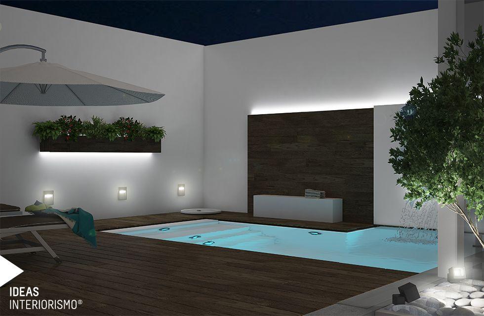 Terraza de dise o decoraci n de interiores en valencia - Diseno de interiores valencia ...
