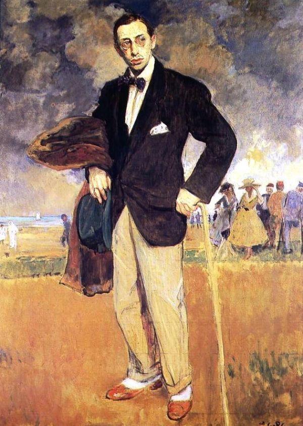 monstrsacre igor stravinsky jacques mile blanche 1915