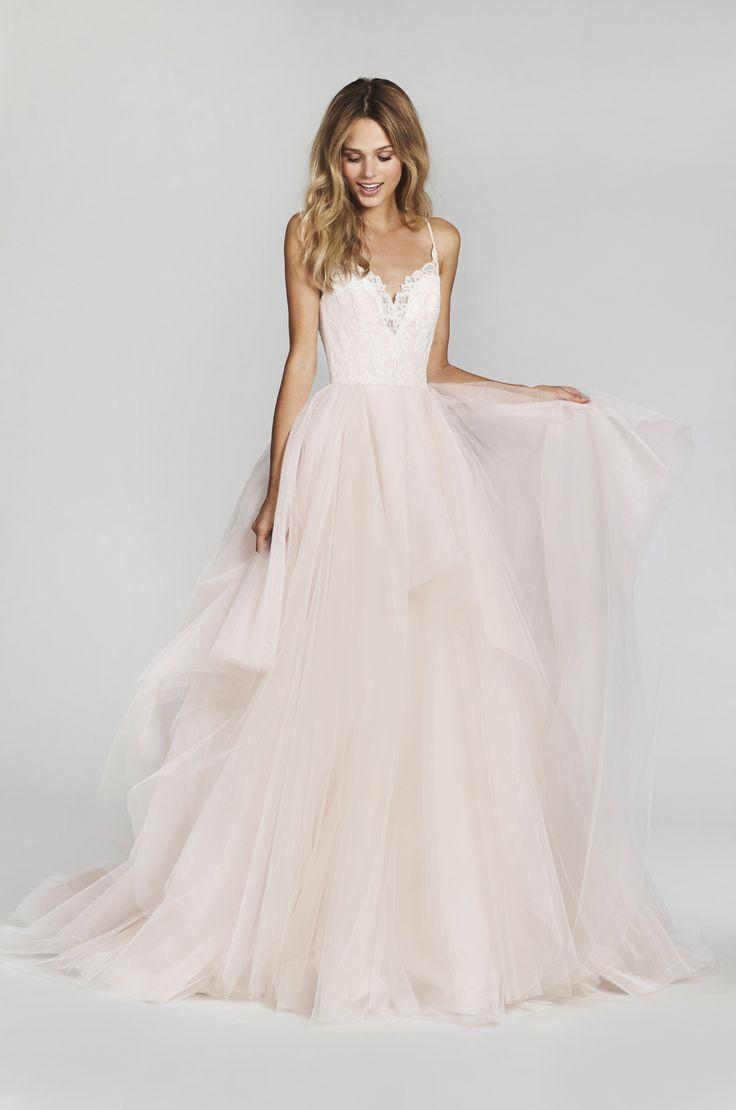 Lace v neck maxi dress april 2019 Blush wedding dress with lace for beach wedding  April