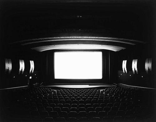 Theaters - Hiroshi Sugimoto #art