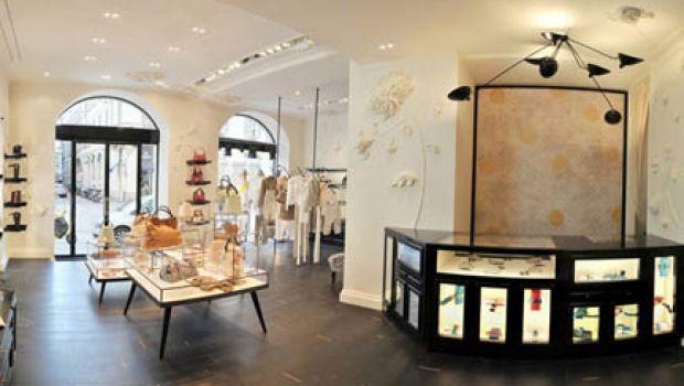 Il nuovo showroom di Kenzo a Milano
