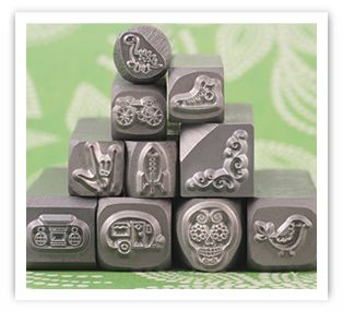 So many awesome design stamps...so little time!