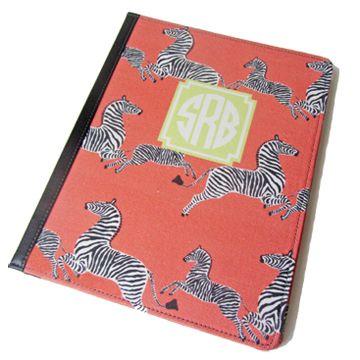 Dancing Zebras iPad & Kindle Cases from Haymarket Designs