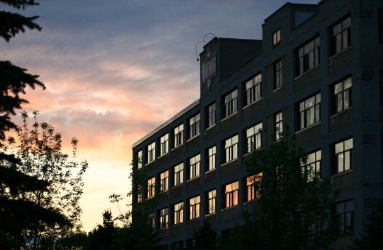 Warehouse apartments