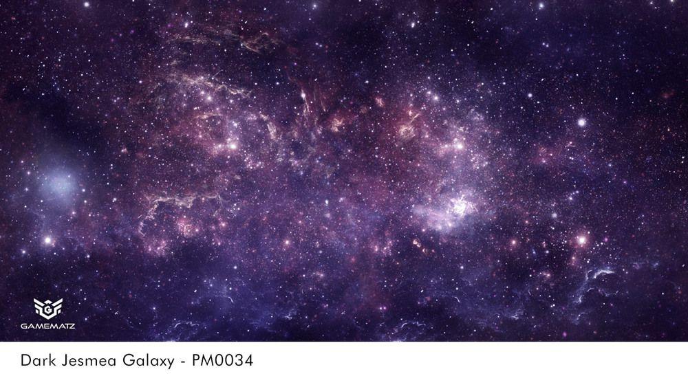 ProMatz Dark Jesmea Galaxy Game Mat | ProMatz Space Game