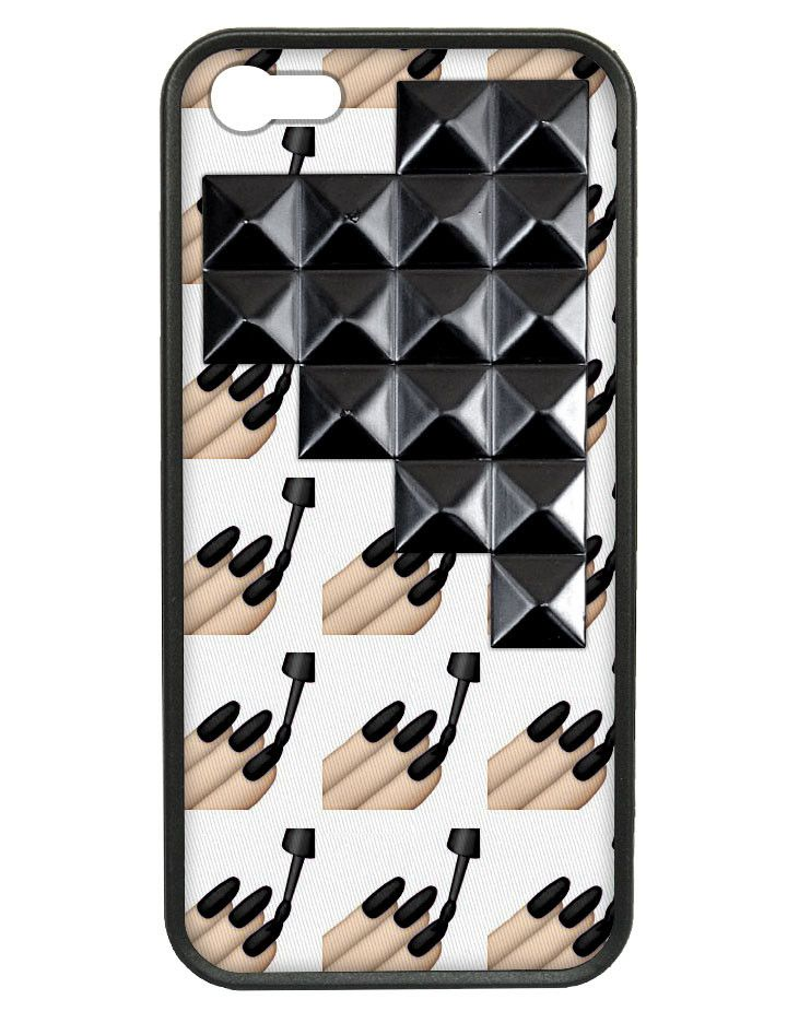 detailed look 4f025 0d1f2 Goth Girl Black Pyramid iPhone 5/5s Case | Phone Accessories | Girl ...