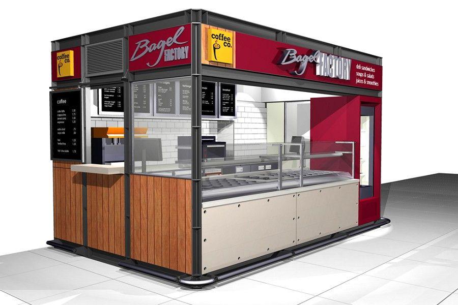 Food kiosko buscar con google pop up bar chiringuitos for Exterior kiosk design