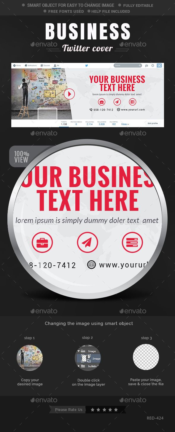 Business Twitter Header | Header, Buy business and Business