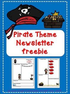 If you are using a pirate theme this newsletter template will add if you are using a pirate theme this newsletter template will add to the excitement toneelgroepblik Images