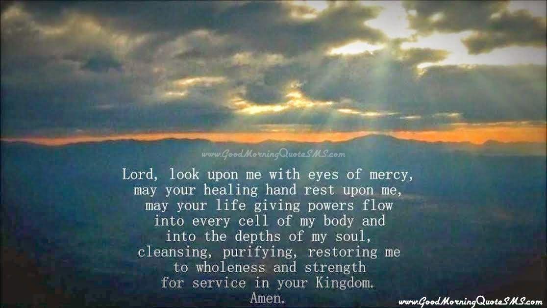 Prayer for New Day Good Morning Prayers for You, Short