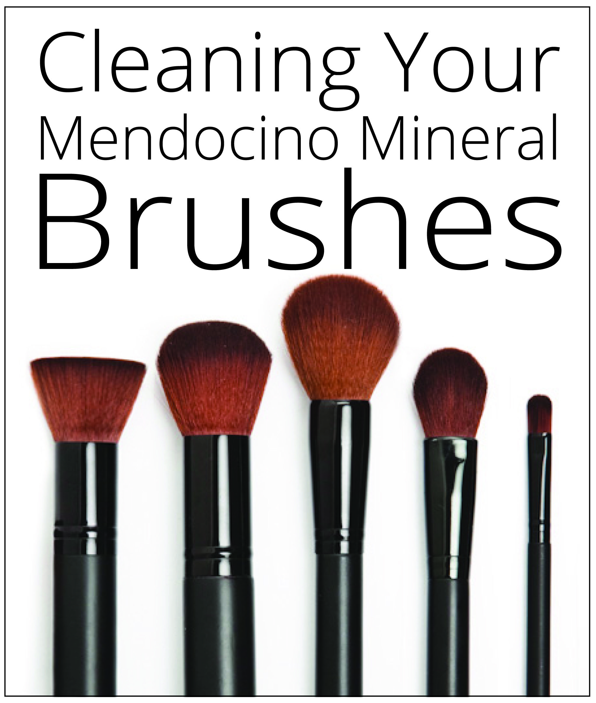 NEW brushes How to clean makeup brushes, Clean makeup
