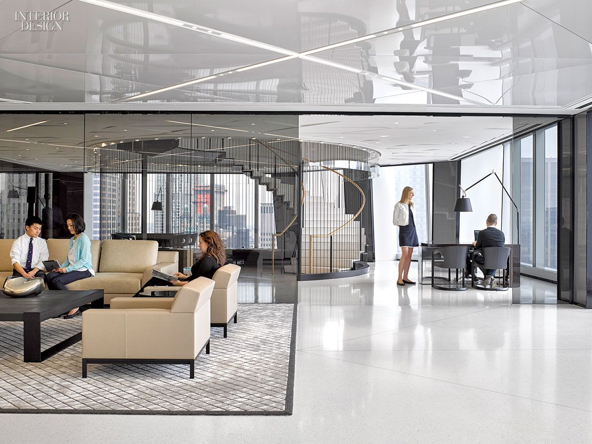 Cond Nasts One World Trade Center HQ By Gensler New York