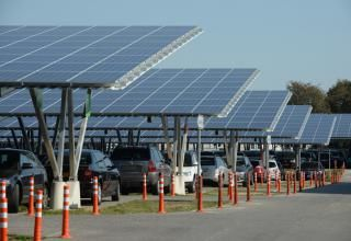 Trina Solar Liefert 4mw Fur Das Solare Carportsystem Am Airport Weeze Sonnenkollektor Solar Energie