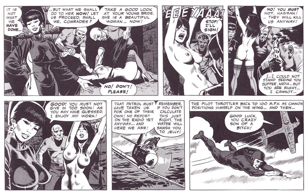 American Erotic Comics pin on american pulp illustration and comic book art/ erotica