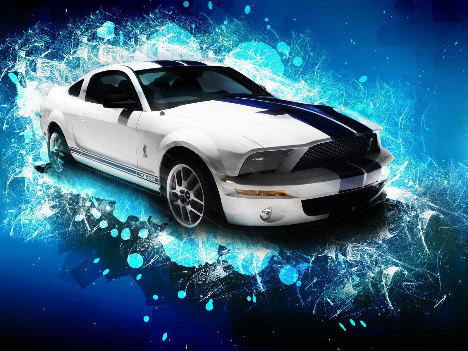 Future Ride Ford Mustang Gt500 Mustang Wallpaper Sports Car Wallpaper