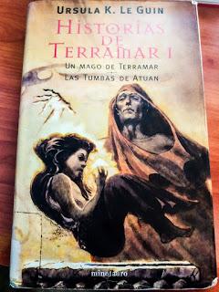 Reseña Historias De Terramar I Lasletrasocultas Historia Literario Libros