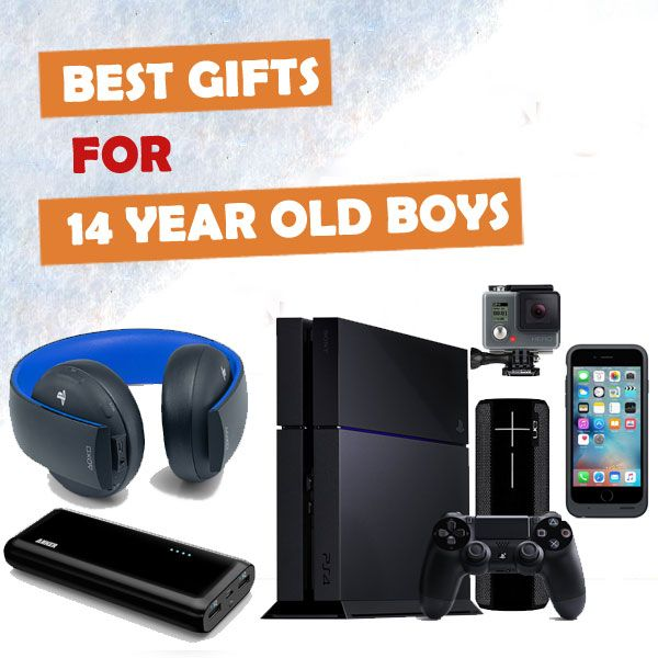 Gifts For 14 Year Old Boys | Old boys, 14 year old and Year old