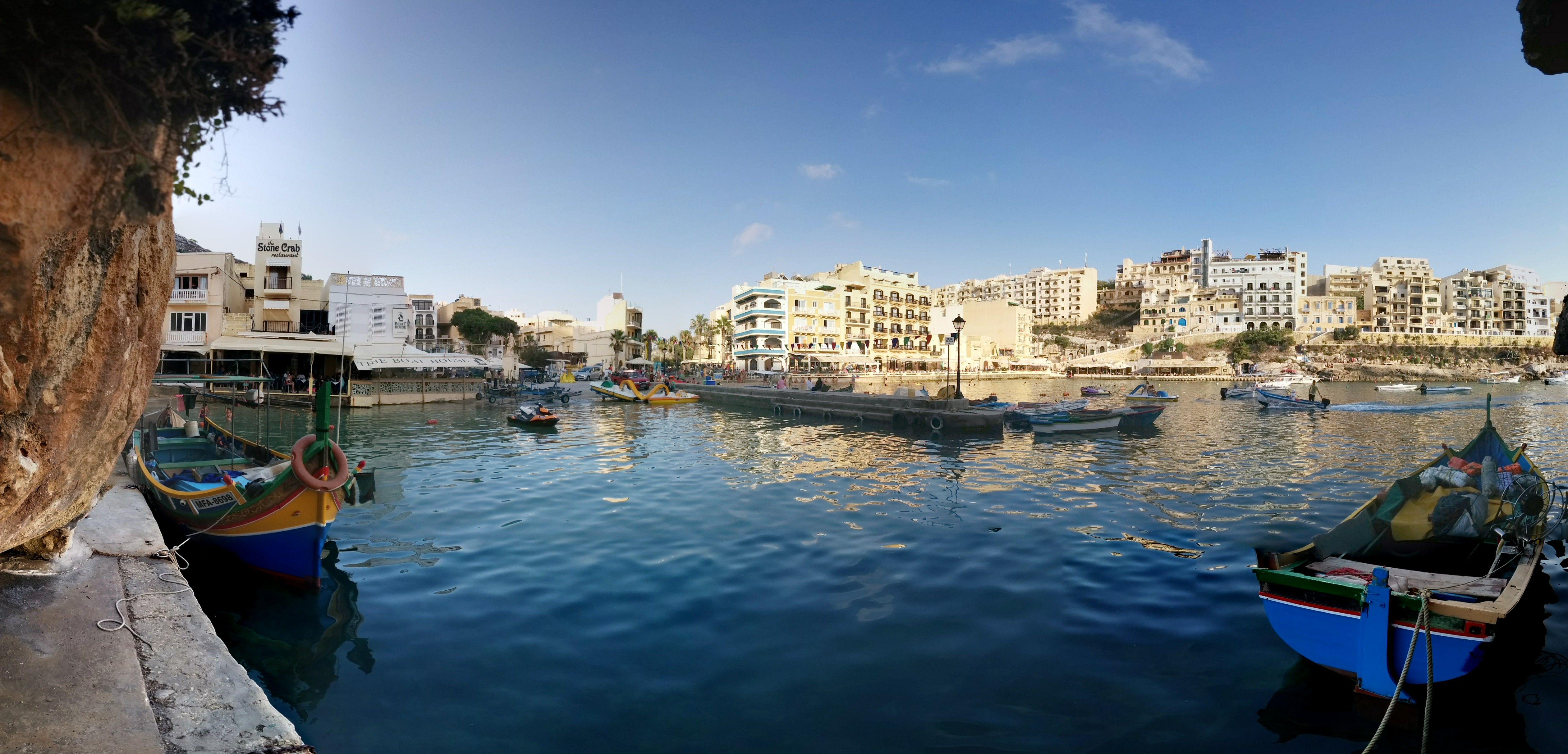 Xlendi, Gozo (Malta)