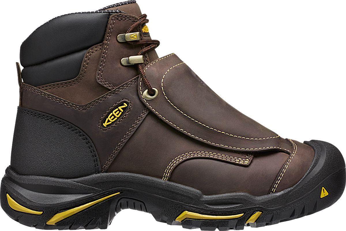 Keen Men's Mt. Vernon Metatarsal Steel Toe Work Boots