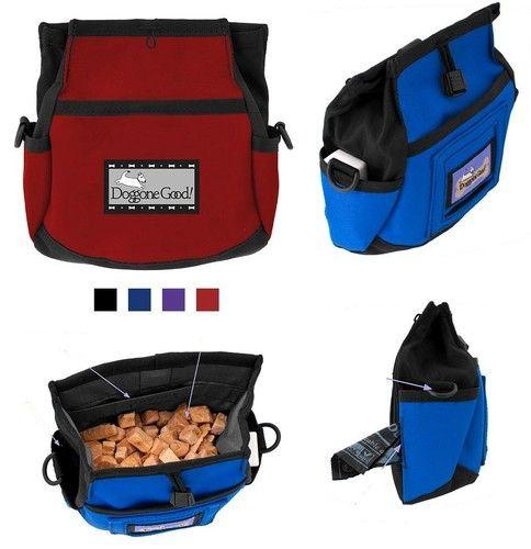 Doggone Good Rapid Rewards Dog Bait Bag Obedience Training Agility