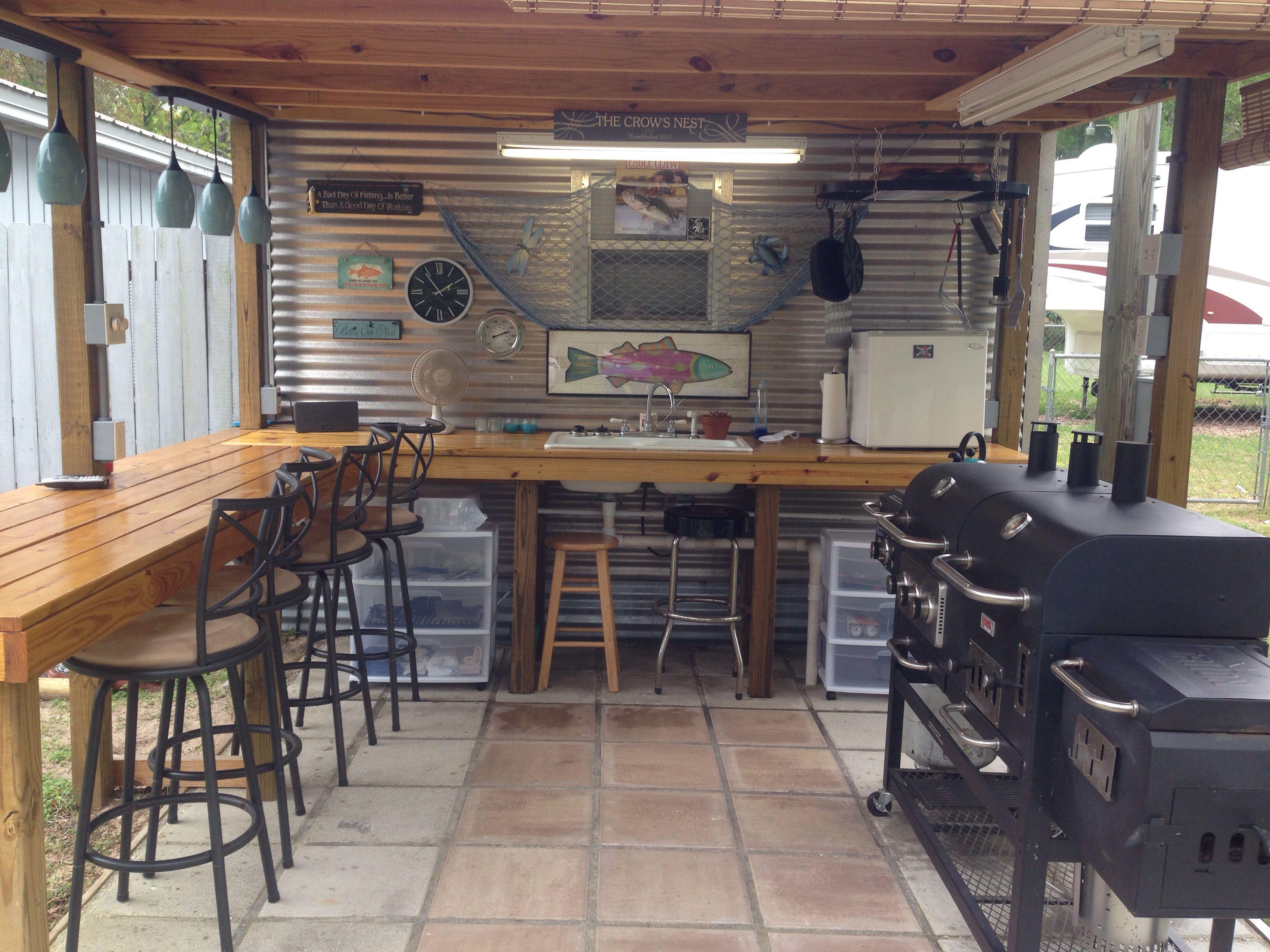 Redneck kitchen in Orange Park, Fl
