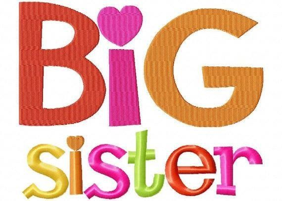 Big sister Onesie/shirt on Etsy, $18.00