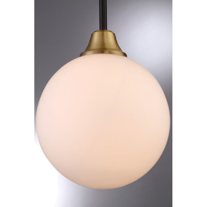 Mercer41 St Helens 1 Light Pendant Amp Reviews Wayfair Pendant Lighting Globe Pendant Light