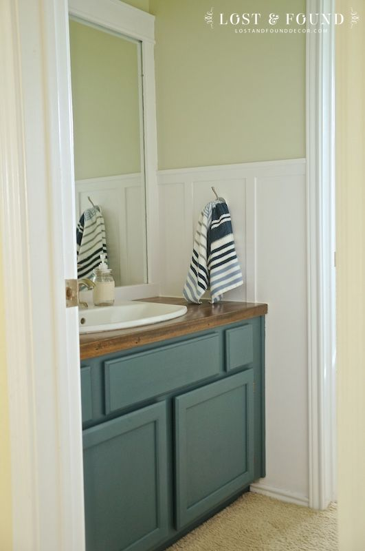 Which is it? Best Paint Use Kitchen Bath Cabinets   Bath ...