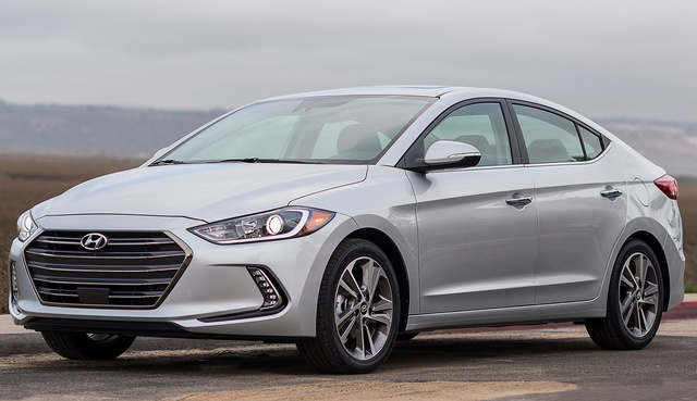 Consumer Reports Gave The #Hyundai #Elantra One Of Its Coveted U201cCheck Marksu201d