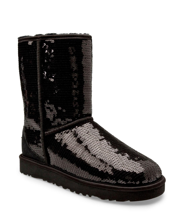 """Ugg """"Sparkle"""" Short Boots"""