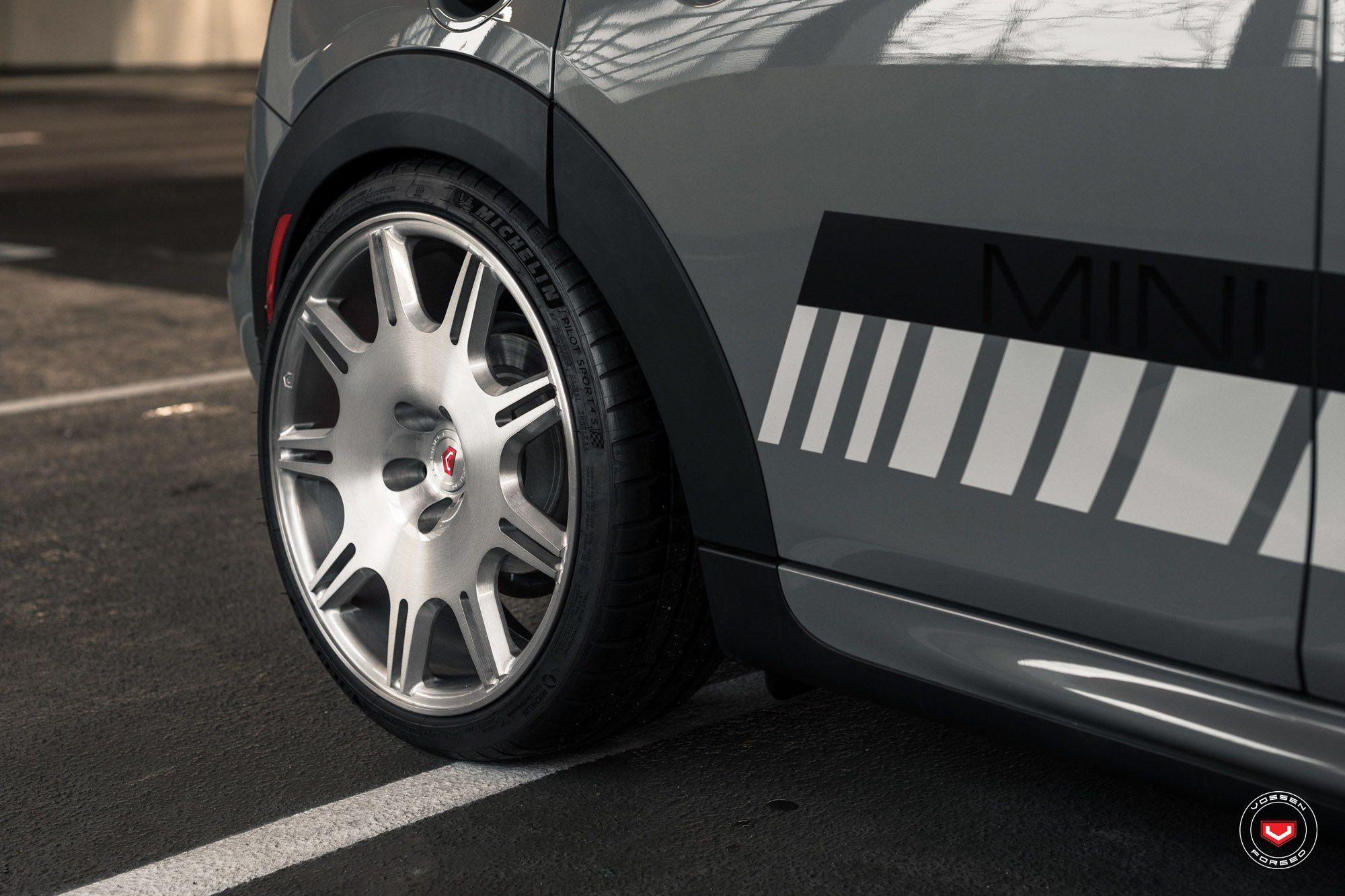 Pro Sport Reimagines Gray Mini Cooper S —