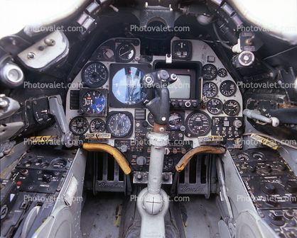 a-4 skyhawk cockpit - Google Search | Aircraft | Fighter